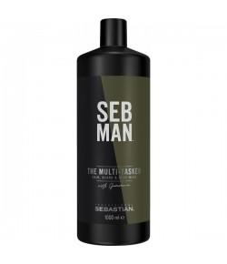 sebastian seb man the multitasker 3in1 hair beard body wash 10. Black Bedroom Furniture Sets. Home Design Ideas