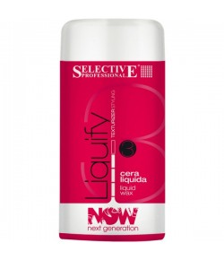 Selective Professional Now Next Generation Liquify Liquid Wax 100 ml