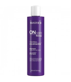 Selective Professional On Care Tech Color Block Shampoo 250 ml