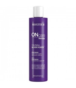 Selective Professional On Care Tech Silver Power Shampoo 250 ml