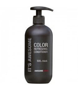 Sexyhair Awesomecolors Color Refreshing Conditioner Black 500 ml