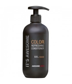 Sexyhair Awesomecolors Color Refreshing Conditioner Cacao 500 ml