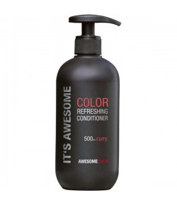 Sexyhair Awesomecolors Color Refreshing Conditioner Curry 500 ml