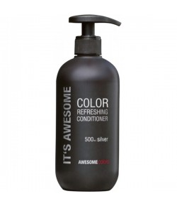 Sexyhair Awesomecolors Color Refreshing Conditioner Silver 500 ml