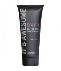 Sexyhair Awesomecolors Color Refreshing Conditioner Violet 200 ml