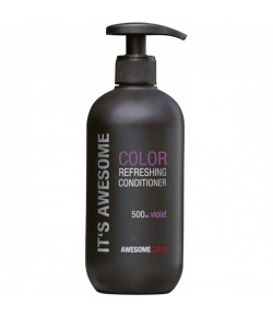 Sexyhair Awesomecolors Color Refreshing Conditioner Violet 500 ml