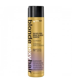 Sexyhair Blonde Bright Blonde Shampoo 300 ml