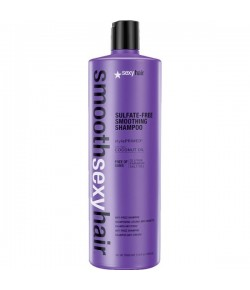 Sexyhair Smooth Anti-Frizz Shampoo 1000 ml