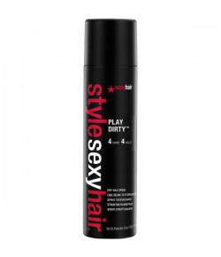 Sexyhair Style Play Dirty Dry Wax Spray 150 ml