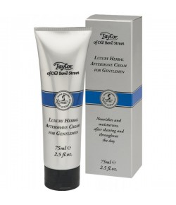 Taylor of Old Bond Street Luxury Herbal Aftershave Cream - Aftershave Creme 75 ml
