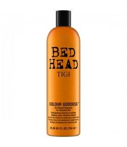 tigi bed head colour goddess shampoo 750 ml 17 23. Black Bedroom Furniture Sets. Home Design Ideas