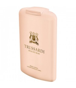 Trussardi Delicate Rose Body Lotion - Körperlotion 200 ml