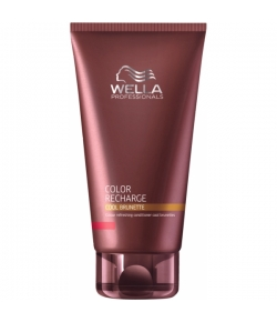 Wella Care� Color Recharge Conditioner K�hle Braunt�ne 200 ml