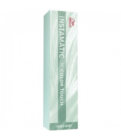 Wella Color Touch Instamatic Jaded Mint Intensivtönung 60 ml