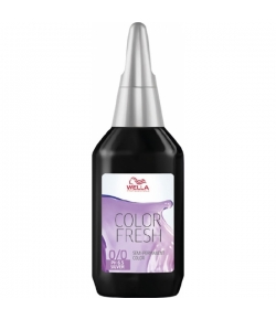 Wella Color fresh Silver Line hellblond perl asch 8/81 75 ml