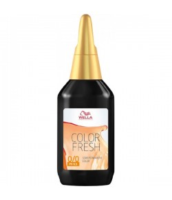 Wella Color fresh Warm dunkelblond gold-rot 6/34 75 ml