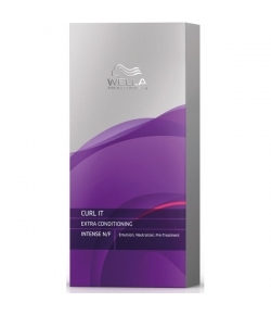 Wella Curl It Extra Conditioning Intense N/F Set 205 ml