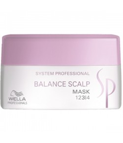 Wella SP System Professional Balance Scalp Mask 200 ml