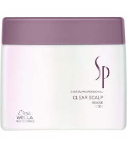 Wella SP System Professional Clear Scalp Mask 400 ml