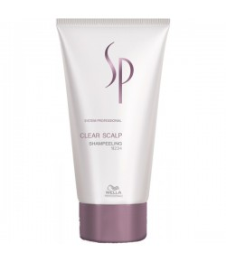 Wella SP System Professional Clear Scalp Shampeeling 150 ml