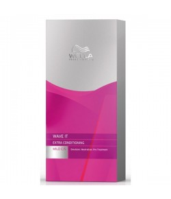 Wella Wave It Extra Conditioning Mild C/S Set 205 ml