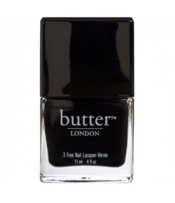 butter London Nagellack Union Jack Black 11 ml