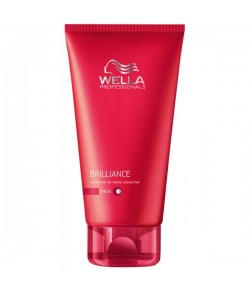 Wella Care³ Brilliance Conditioner 200 ml (Kräftiges/Coloriertes Haar)