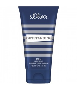 s.Oliver Outstanding Men Shower Gel - Duschgel 150 ml