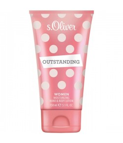 s.Oliver Outstanding Women Body Lotion - K�rperlotion 150 ml