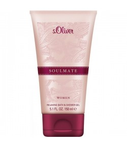 s.Oliver Soulmate Women Relaxing Bath & Shower Gel 150 ml