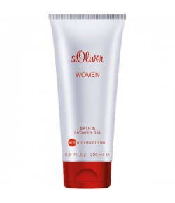 s.Oliver Women Bath & Shower Gel 200 ml