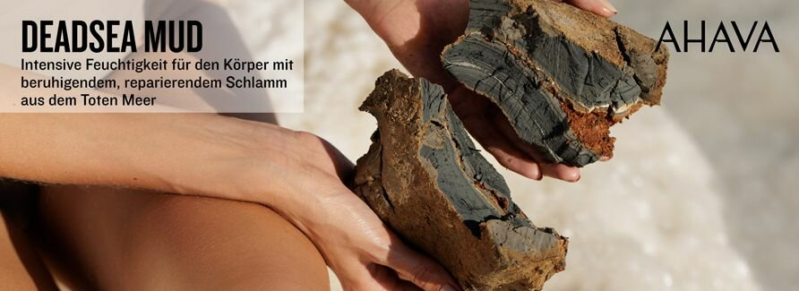 Ahava Körperpflege Leave-On Deadsea Mud