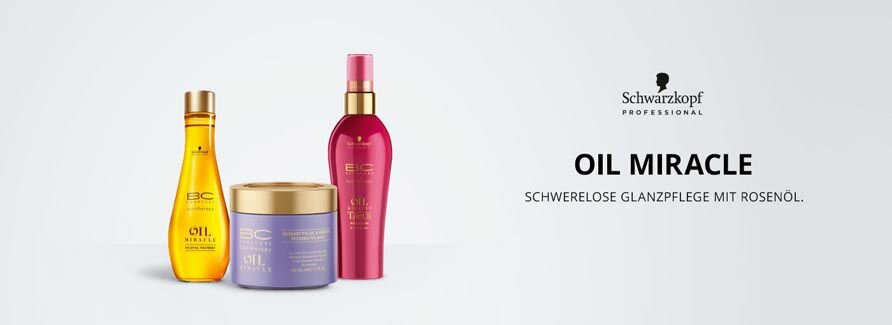 Schwarzkopf Professional BC Bonacure Oil Miracle