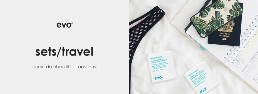 evo sets/travel