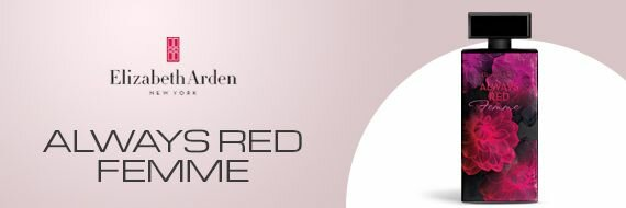 Elizabeth Arden Damendüfte Always Red Femme