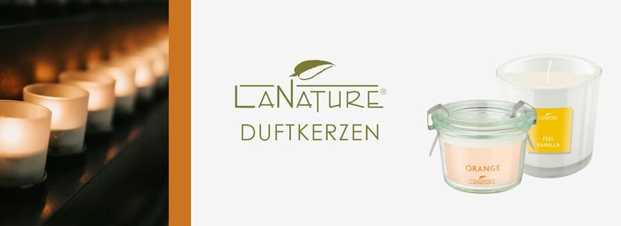 LaNature Duftkerzen