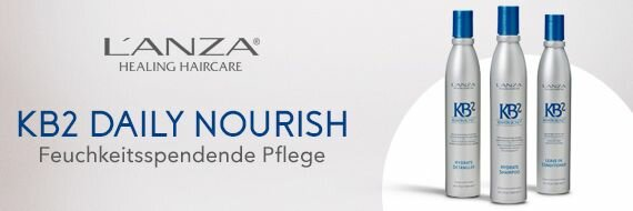 Lanza KB2 Healing Collection Daily Nourish