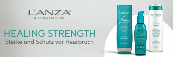 Lanza Healing Strength