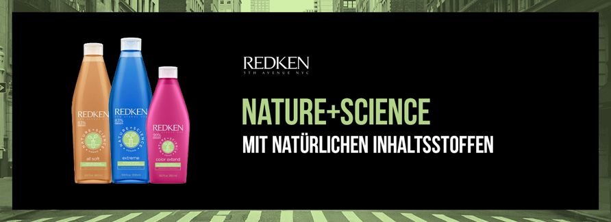 Redken Nature+Science
