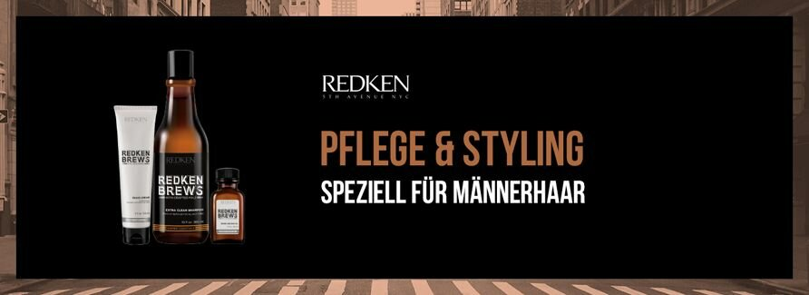 Redken Brews Pflege & Styling