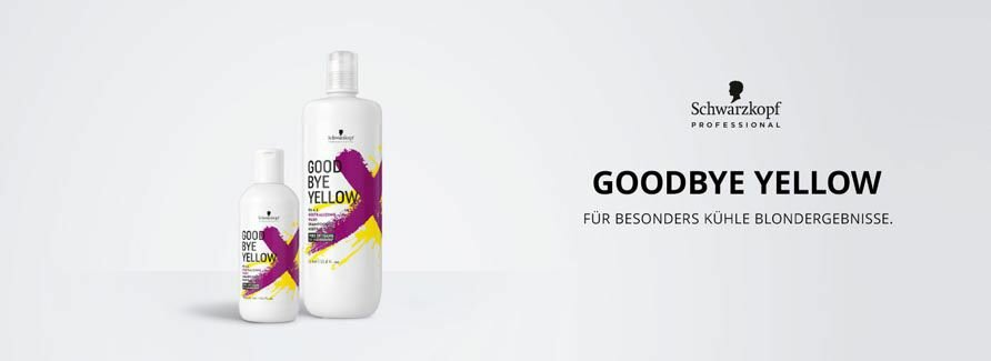 Schwarzkopf Professional Goodbye Yellow