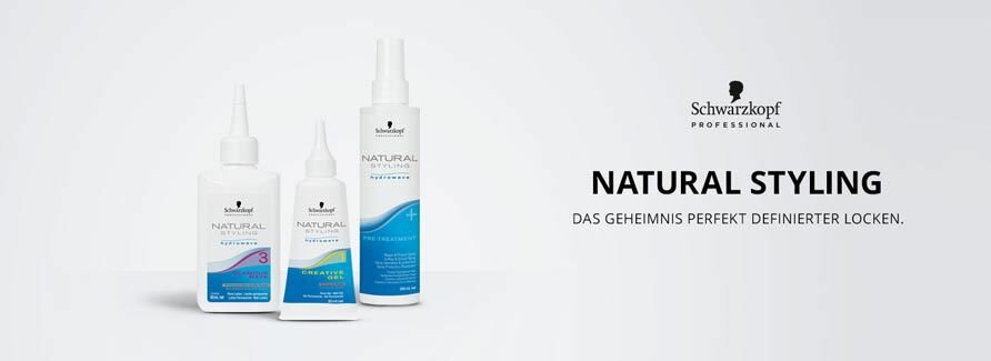 Schwarzkopf Professional Natural Styling