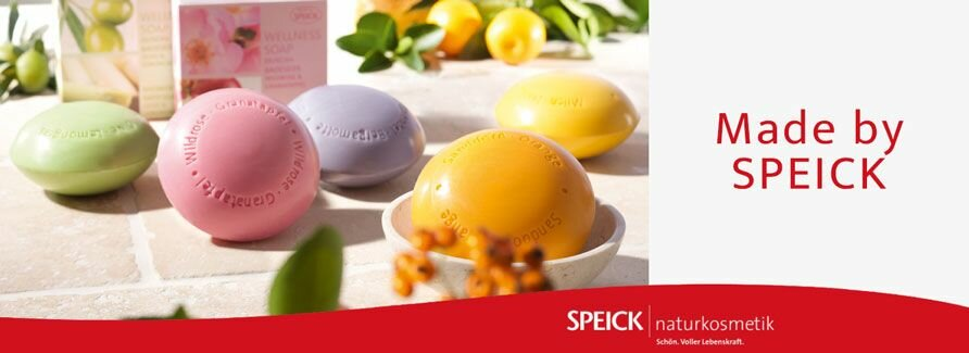 Speick Naturkosmetik Made by Speick