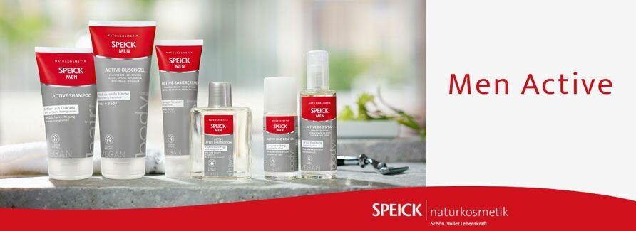 Speick Naturkosmetik Men Active