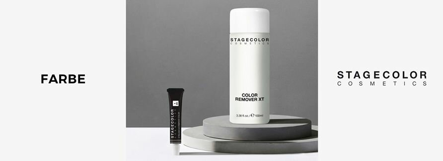 Stagecolor Cosmetics Wimpern- & Augenbrauenfarbe