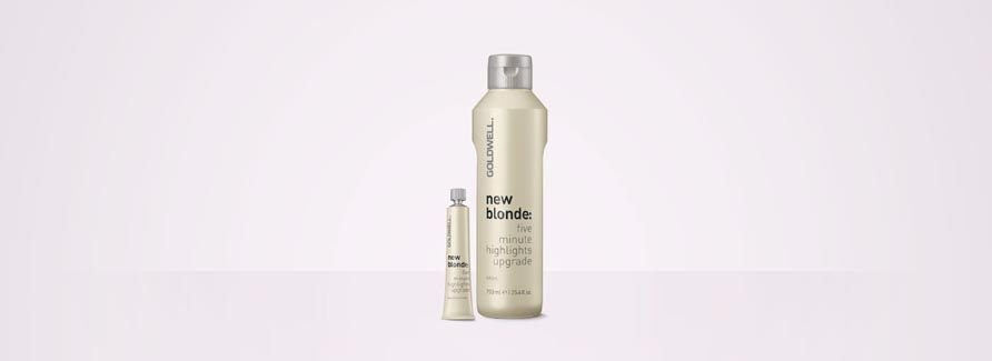 Goldwell Coloration New Blonde