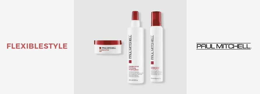Paul Mitchell Stylingprodukte FlexibleStyle