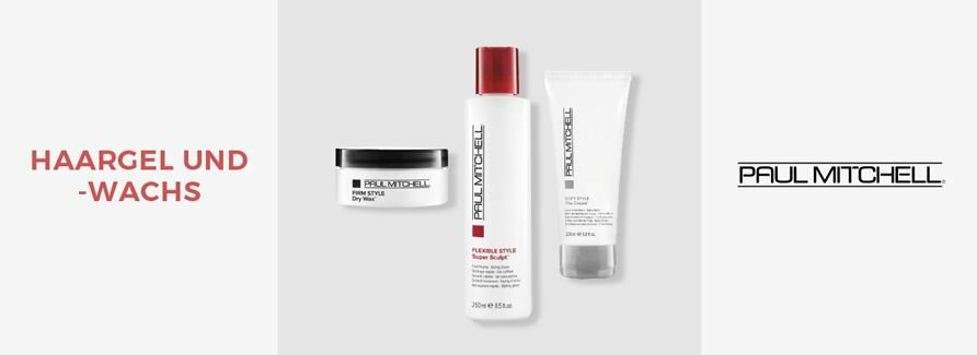 Paul Mitchell Stylingprodukte Gel & Wachs