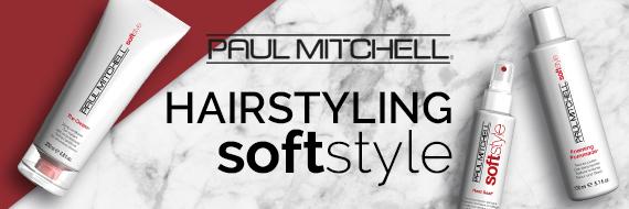 Paul Mitchell Soft Style Stylingprodukte