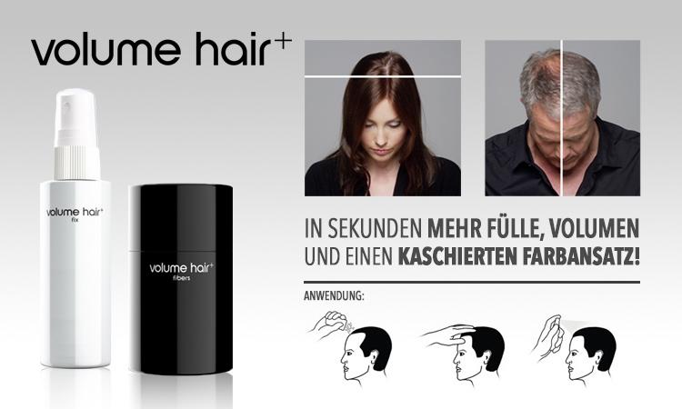 Volume Hair Fibers Schütthaar